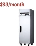 New 1 Door Refrigerator $93/mo