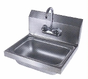 Hand Sink - Wall Mount w/ Faucet
