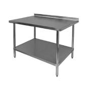 "30"" Stainless Table lower shelf"