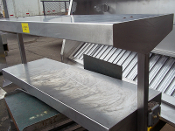 Plate Shelf - Heated Double Overshelf