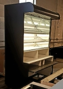 "58"" Bakery Display Wall Case"