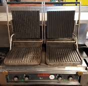 Double Panini Grill