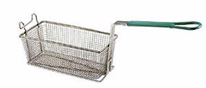 green handle fryer basket